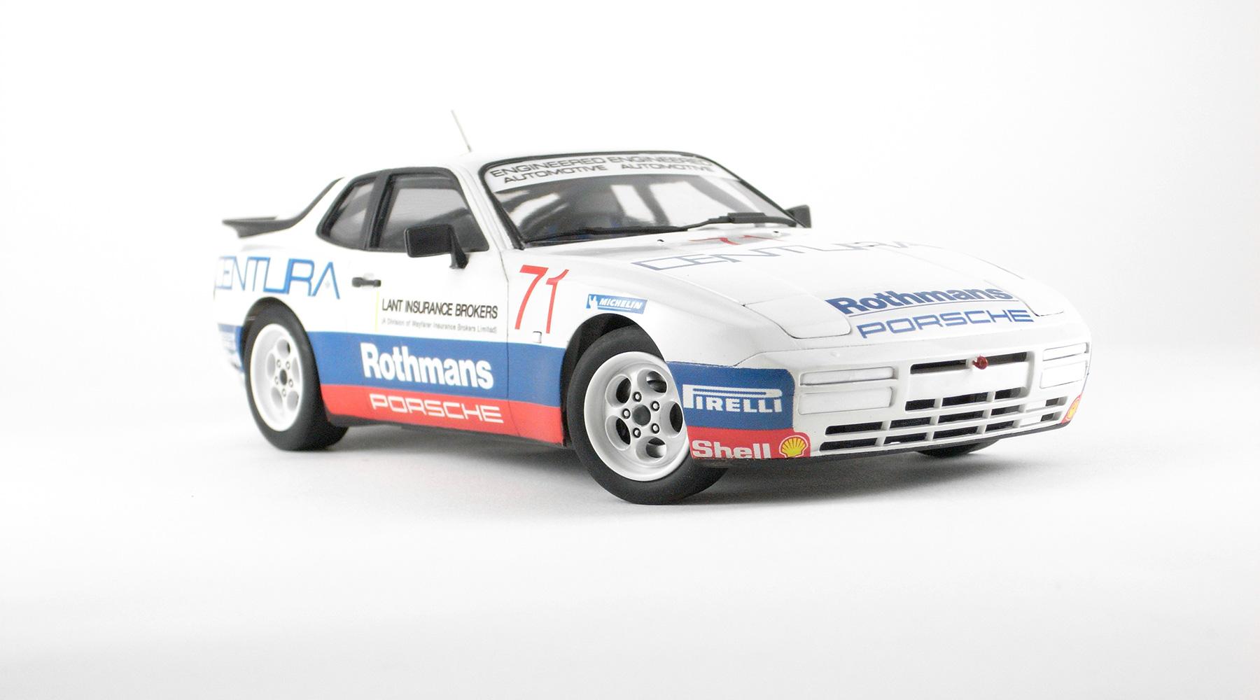 ポルシェ 944ターボ カップ